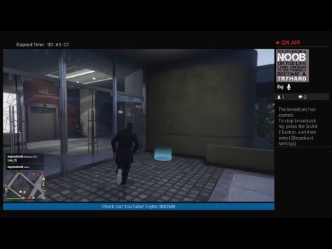 GTA 5 STREAM WITH YOUR BOI BTieng #2 Part 2| MORE SHENANIGANS!