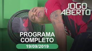 Jogo Aberto - 19/09/2019 - Programa completo