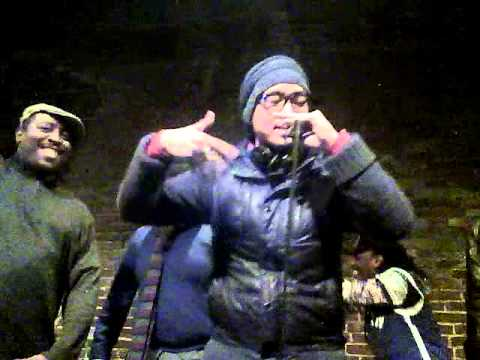Nuyorican Poets Cafe Rap Cypher