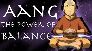 Avatar Aang: The Power of Balance (Avatar Month 2018 Finale)