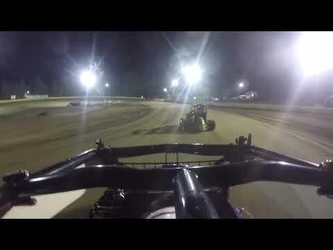 Hamlin Speedway - Rookie 600's Feature 9-1-18