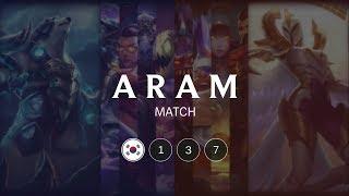 ARAM Match #137 | All Random All Mid