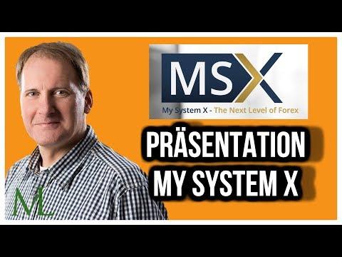 My System X - Deutsche Präsentation von Markus Lowien