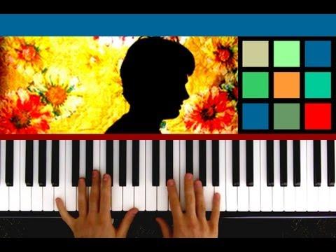 "How To Play ""Rubbing It In"" Piano Tutorial (Joe Ra..."