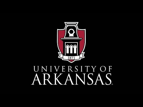 University Of Arkansas - 2017 Graduate School Commencement