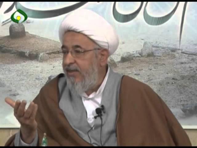 سخنرانی حجت الاسلام مروجی ۱ از ۲ 1
