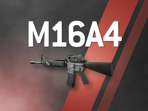 M16a4 Modern Warfare 2 Multiplayer Weapon Guide Youtube