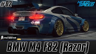 Need For Speed No Limits [iPhone 6S]: BMW M4 F82 (Razor) | Return Of Razor (Chapter 2)