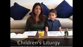 Children's Liturgy 15th Sunday of Ordinary Time