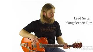 Hard Livin' Guitar Lesson and Tutorial - Chris Stapleton