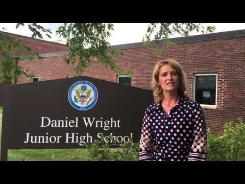 Daniel Wright Junior High School Principal Welcome Message