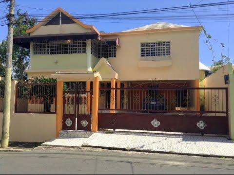 Casa De Venta En Santo Domingo Este Republica Dominicana Cvsd 006