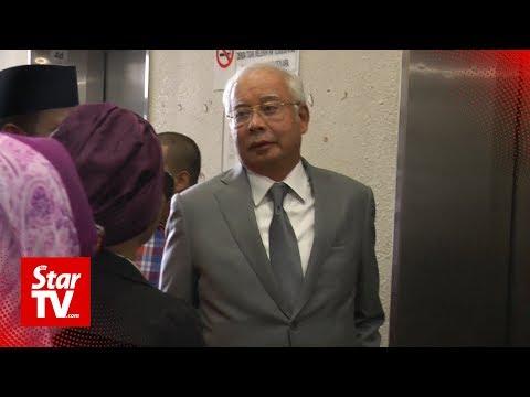 Najib makes another bid to postpone SRC trial