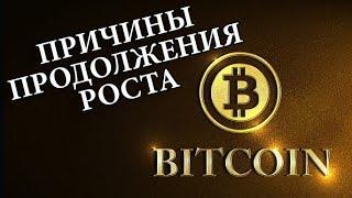 Фундаментальные причины роста Bitcoin