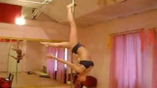 For ARDO pole dance competitions.Profi.Part 1