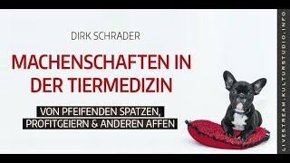 Dirk Schrader - Wie sinnvoll sind Impfungen in der Tiermedizin?