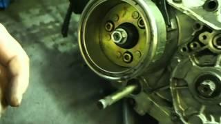 moped bir alfa generator ishlab rotors