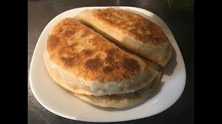 Чебуреки домашниии,сочные и хрустящие с мясом (Секрет и рецепт чебуреков) - Chebureki (Raw börek)