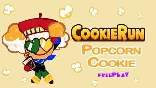 Popcorn Cookie gets Magic Candy  { Cookie Run }