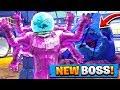 "*NEW* Leviathan BOSS Confirmed! | ""G,GÖK"" Inside the METEOR! ( Fortnite Update )"