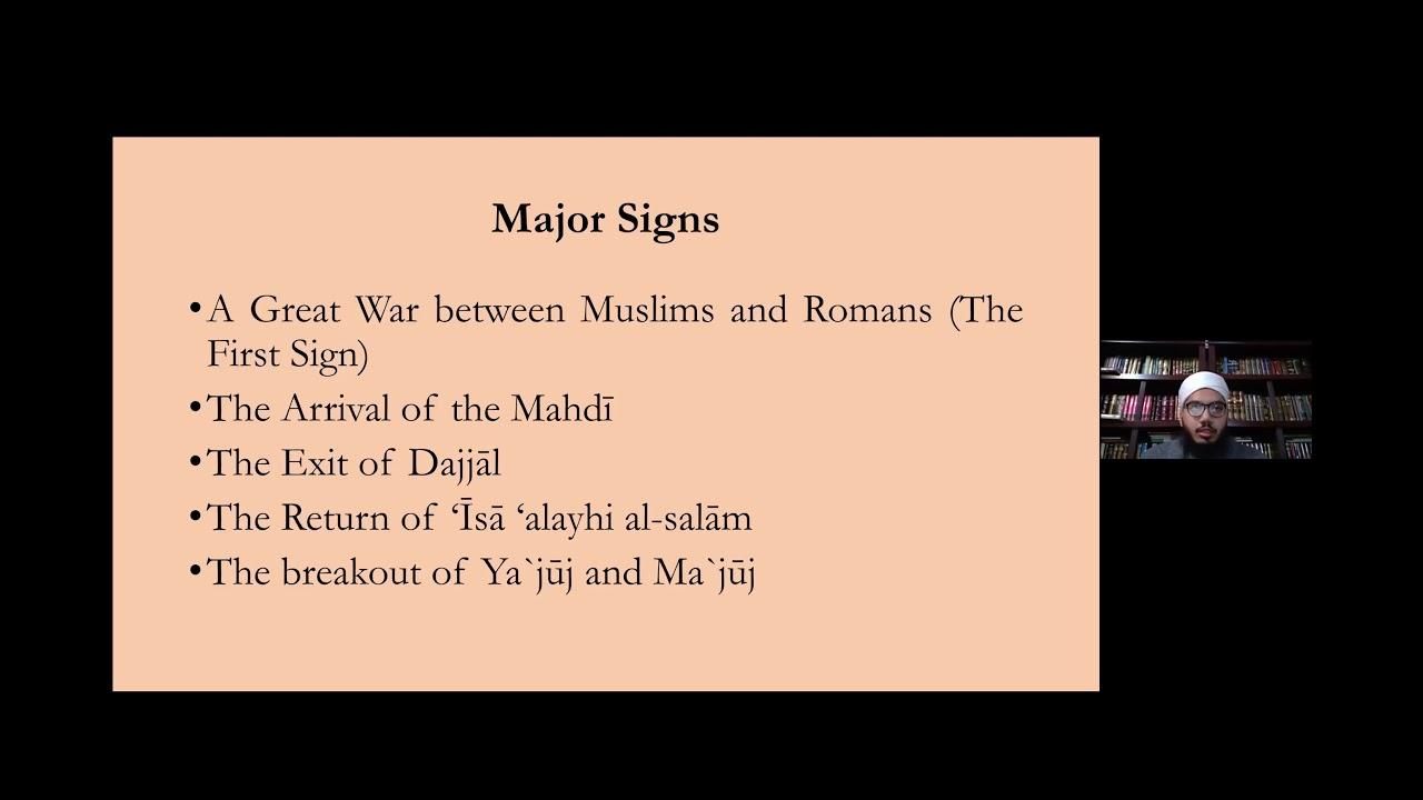 Al-Arba'in al-Nawawiyyah Hadith 2.21 || Shaykh Nafis