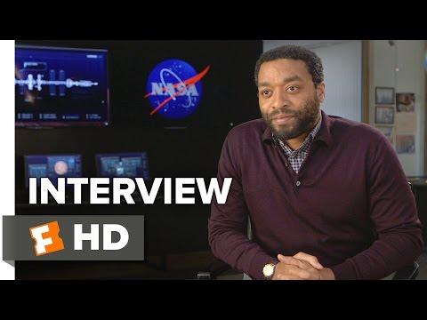 The Martian Interview - Chiwetel Ejiofor (2015) - Action Movie HD