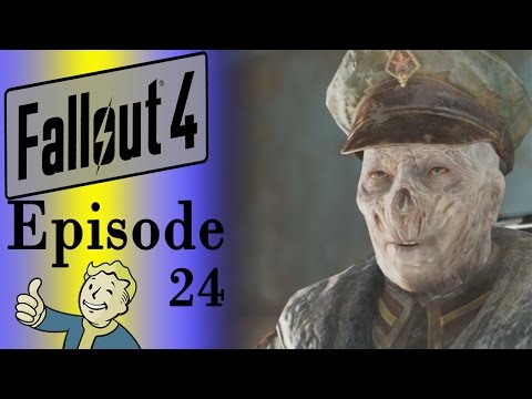 Fallout 4 Episode 24: Yangtze the Submarine