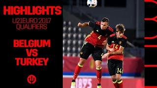 U21 U21EURO 2017 Qualification Belgium 0 0 Turkey
