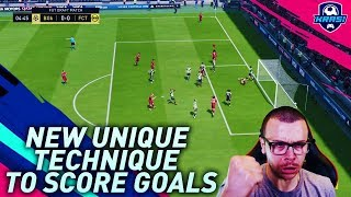 FIFA 19 NEW MOST EFFECTIVE SECRET TECHNIQUE TO SCORE GOALS in FUT CHAMPIONS & DIVISION RIVALS!