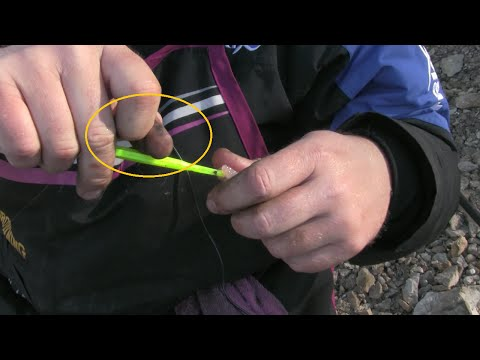 Как пользоваться экстрактором на рыбалке