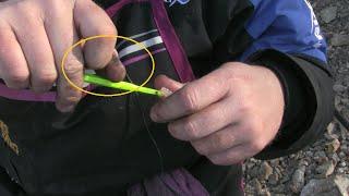 Как правильно пользоваться рыболовным экстрактором