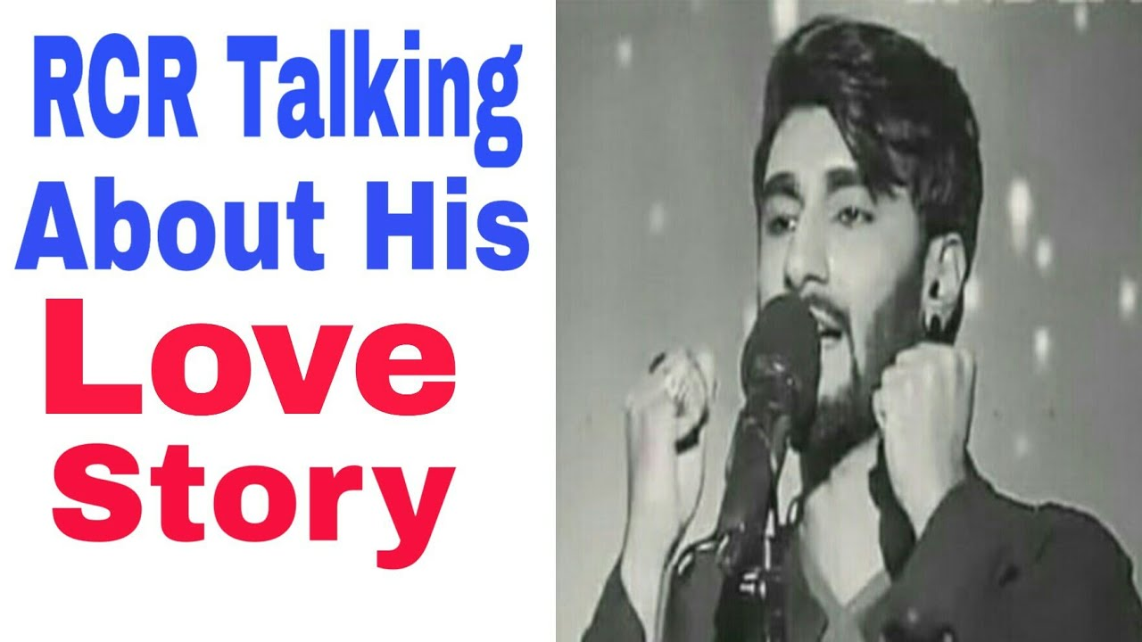 Download RCR talks about his sad love story.MTV RCR Real love story