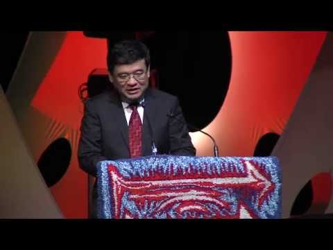 IFAC WC 2014, Cape Town - Lecture by L. Guo