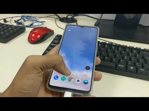 OnePlus 7T Glacier Blue 256GB Unboxing and First Look Review From Amazon seller