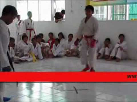 The Karate Kumite of BKC Indonesia