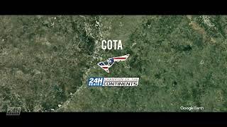 Hankook 24H COTA USA 2019 - Night Practice