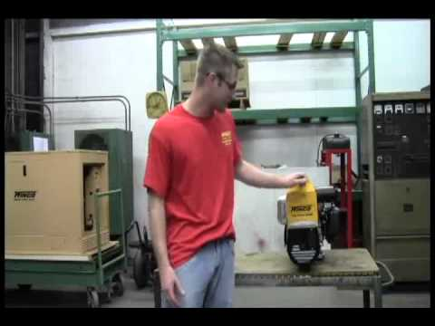 Winco W3000H Industrial Portable Generator Overview