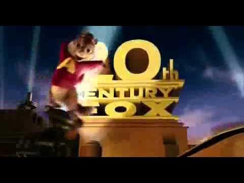 20th Century Fox Logo [Chipmunks version] Reversed