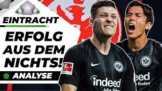 Eintracht Frankfurt: Gründe, wieso es so geil läuft! |Analyse