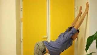 Йога для офиса. Упражнения для осанки. Занятие 5(Приобрести книгу Вячеслава Смирнова