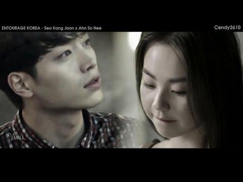 [Entourage Korea] Seo Kang Joon x Ahn So Hee (서강준 x 안소희 - 안투라지 코리아)