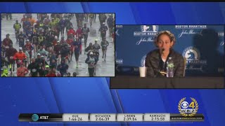 Women's Champion Desi Linden Initially Thought She Would Drop Out Of Boston Marathon