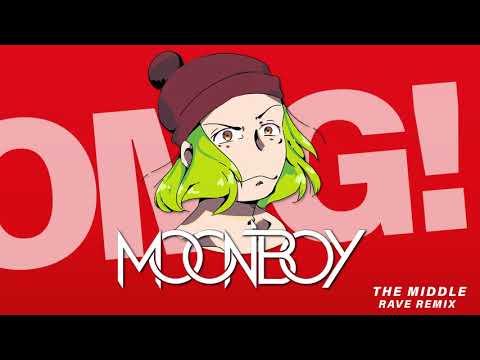 THE MIDDLE - MOONBOY'S RAVE REMIX [DUBSTEP]