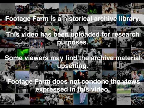 Eva Braun's Home Movies Pt3  250009-04 | Footage Farm