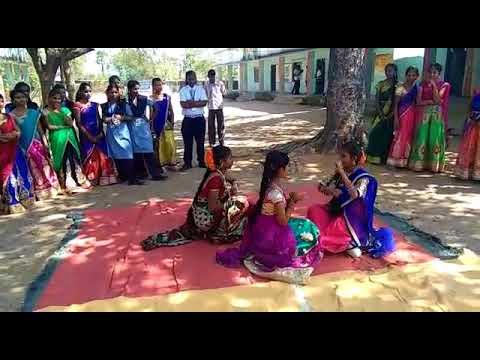 Telangana Lo Putti Song Dance, Coriograf By J Devsingh PET