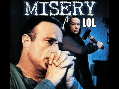 Misery Best Scene with New Improved Soundtrack