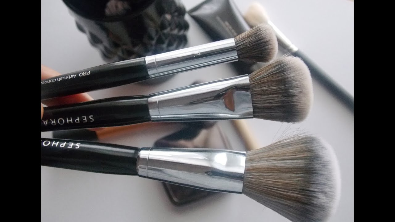 Pro Flawless Light Powder Brush #50 by Sephora Collection #12