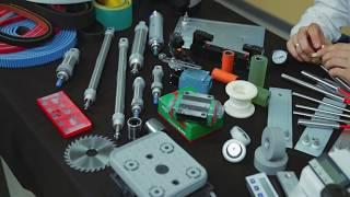 Запчасти и расходные материалы для оборудования со склада в Москве, Казани и Пензе.