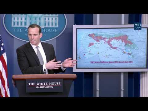 6/10/16: White House Press Briefing