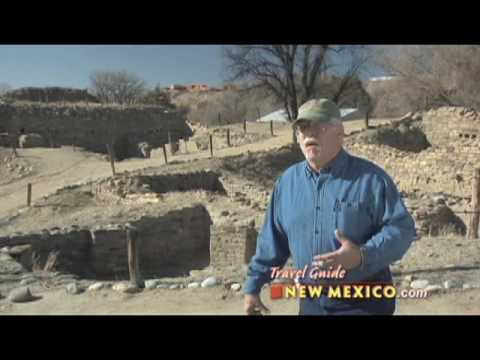 Travel Guide New Mexico tm Salmon Ruins and Heritage Park Bloomfield New Mexico